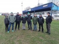 Supporters enjoy match day experience at St Luke's Barton Stadium
